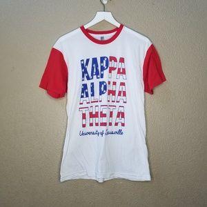 Kappa Alpha Theta university  of Louisville